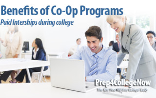 Paid Co-Op Intership Programs during College